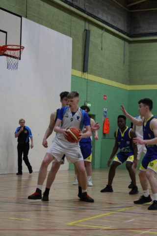Action from the Leinster Semi final Win against Mountmellick 640x480