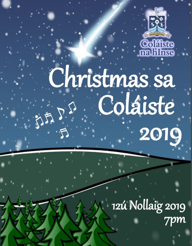 Christmas at the Coliste 2019